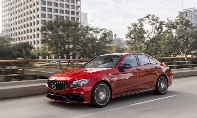Những mẫu xe sedan nhanh nhất 2019
