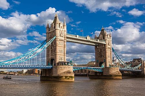 Cầu Tháp - công trình biểu tượng của London. Ảnh: Getty Images