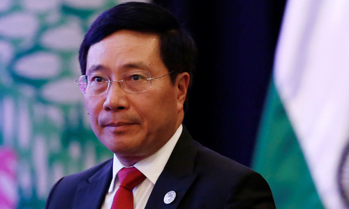 Len an dich danh Trung Quoc, Viet Nam da 'truyen cam hung' trong hop ASEAN