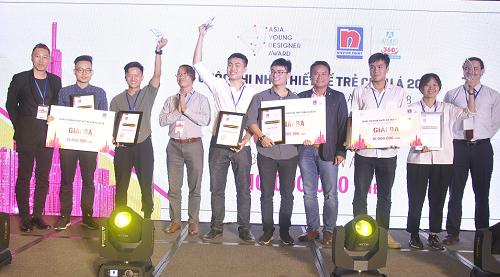 Học bổng hơn 10.000 USD cho quán quân nhà thiết kế trẻ châu Á - ảnh 1