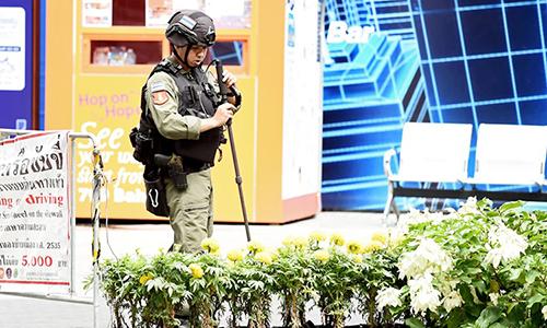 Thai Lan phat hien bom hen gio o trung tam Bangkok