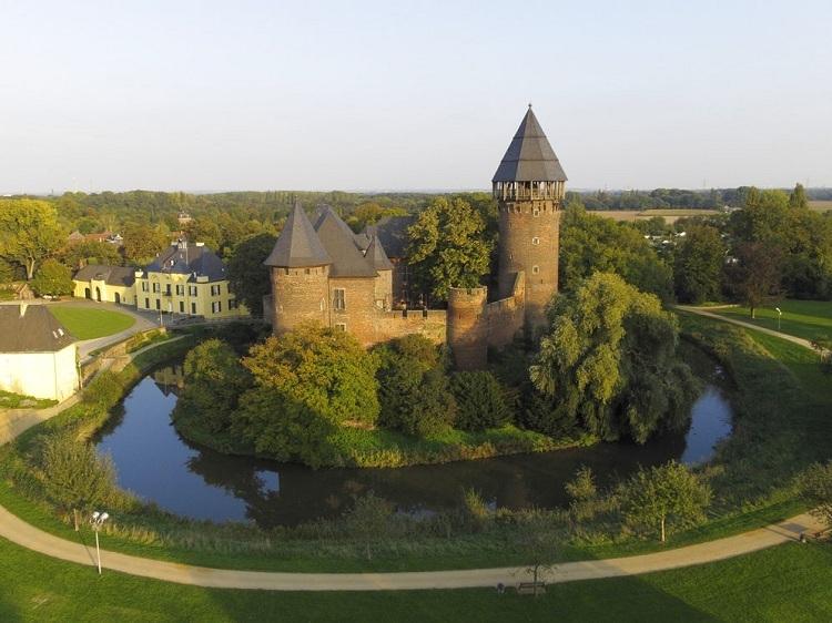 Thành phố Krefeld, Đức. Ảnh: Intinari