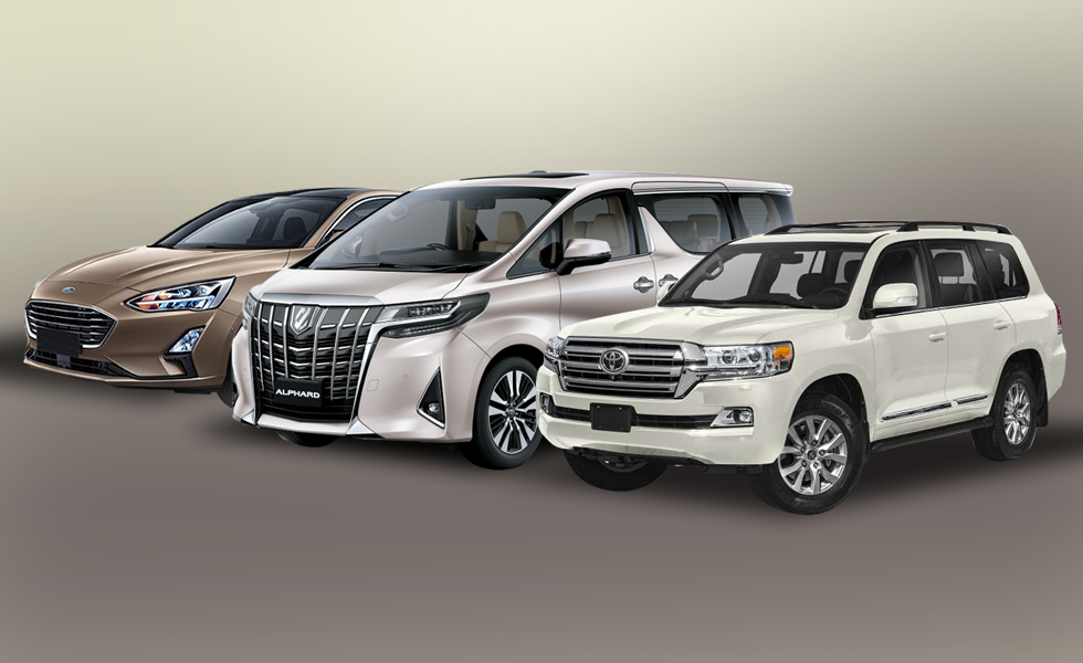10 ôtô kén khách Việt nhất tháng 7 - VnExpress