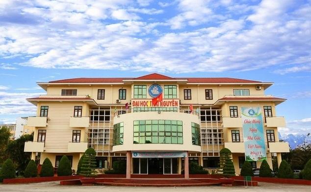 Ảnh: Đại học Thái Nguyên