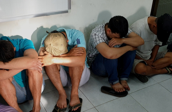 Đường dây đá gà qua mạng bị triệt phá ở vùng ven Sài Gòn - VnExpress