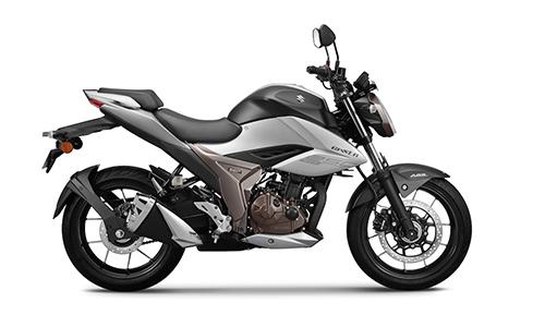 Suzuki Gixxer 250 ra mắt tại Ấn Độ.