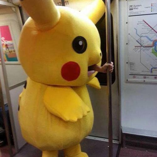 Chiếc lưỡi bá đạo của Pokemon.