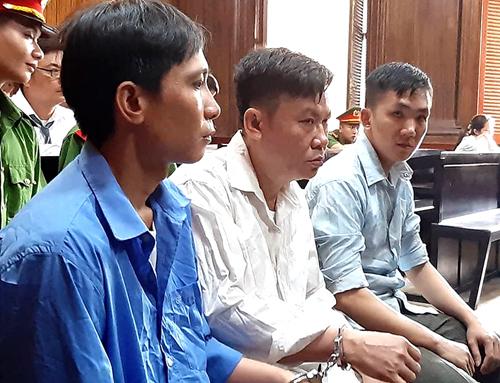 Nhóm người mua bán tiền giả ở Sài Gòn - ảnh 1