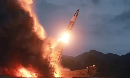 Triều Tiên cảnh báo hậu quả nếu Hàn Quốc cho Mỹ triển khai tên lửa - ảnh 1