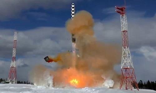 Nga tuyên bố đứng đầu thế giới về vũ khí hạt nhân mới - ảnh 1