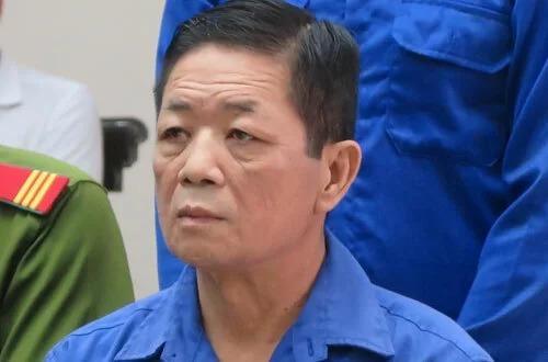 Trùm bảo kê chợ Long Biên chết khi thụ án tù - ảnh 1