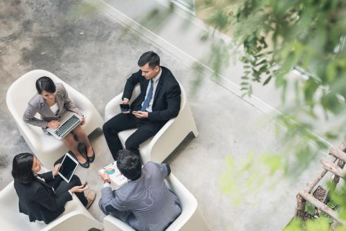 'Kinh doanh kỹ thuật số là ngành tiềm năng trong tương lai'