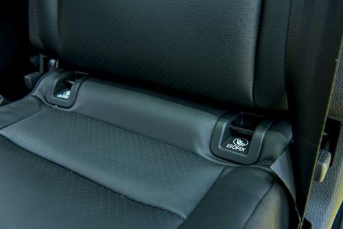 các vị trí ngồi trên MPV của Peugeot đều có mức độ bảo vệ hành khách