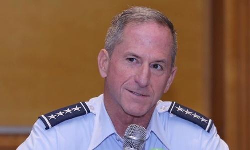 Tham mưu trưởng Không quân Mỹ: Chúng tôi tôn trọng quyền của Việt Nam ở Biển Đông