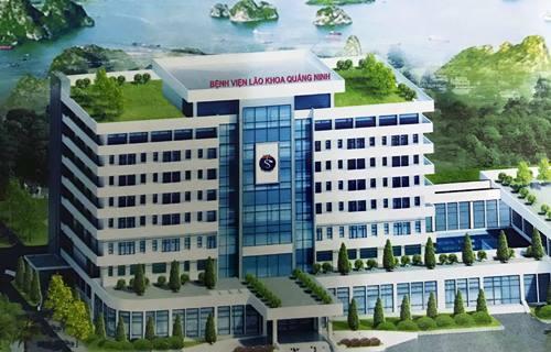 Quảng Ninh xây bệnh viện lão khoa 429 tỷ đồng - ảnh 1