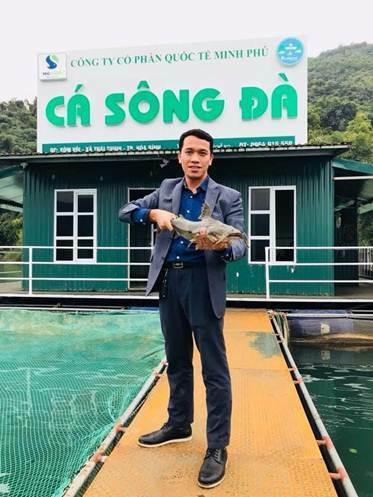 Anh Trần Văn Vân.