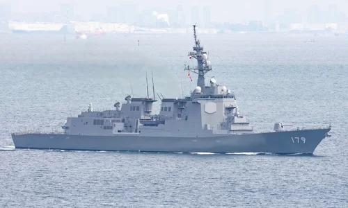Trung Quốc bị cáo buộc diễn tập ngắm bắn tàu khu trục Nhật - ảnh 1