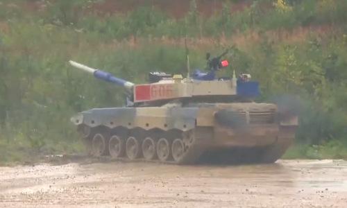 Báo Trung Quốc nói đội đua xe tăng thua vì thời tiết xấu - ảnh 2