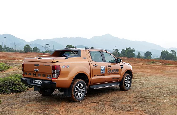 Ford Ranger, xe nhập khẩu bán chạy nhất tại Việt Nam trong tháng 7/2019. Ảnh: Đức Huy