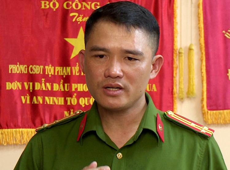 Thủ lĩnh cảnh sát hình sự TP HCM kể chuyện phá án khủng bố - ảnh 4
