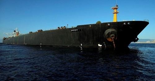 Mỹ cảnh báo Hy Lạp về siêu tàu dầu Iran - ảnh 1