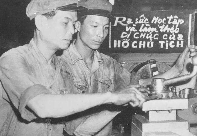 Triển lãm thành tựu 50 năm thực hiện di chúc Chủ tịch Hồ Chí Minh
