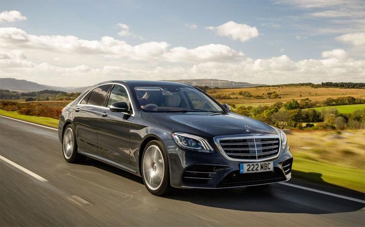 Mercedes hiện thống trị thị trường cho thuê xe ở Anh.