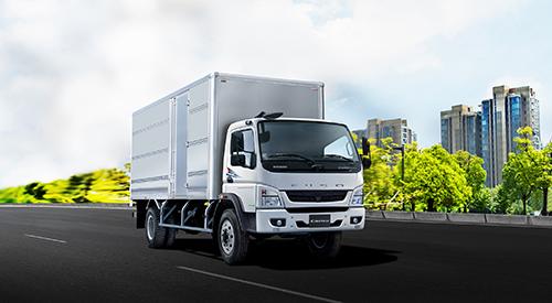 Xe tải cỡ trung Fuso Canter 10.4.