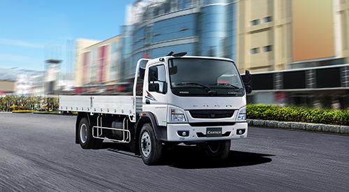Xe tải cỡ trung Fuso Canter 12.8