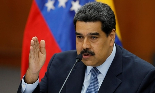 My noi quan chuc Venezuela len thao luan ve viec Maduro roi ghe