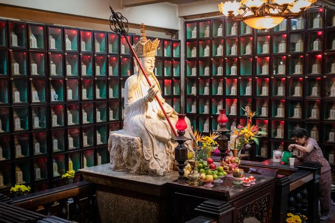 Ngôi chùa có hơn 10.000 tượng Phật ở Sài Gòn