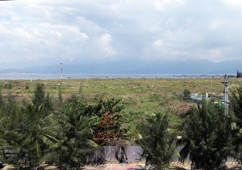 Khách hàng vây dự án lấn biển ở Đà Nẵng