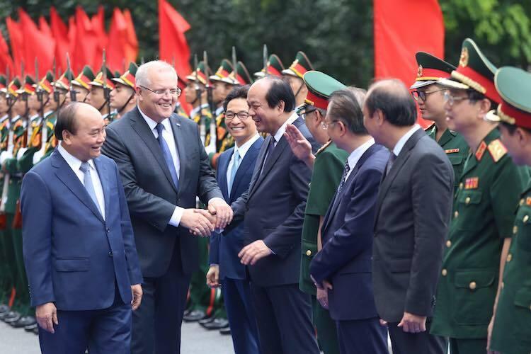 Australia giúp chở bệnh viện dã chiến Việt Nam đến Nam Sudan - ảnh 3