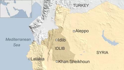 Tên lửa diệt 40 thủ lĩnh phiến quân Syria - ảnh 2
