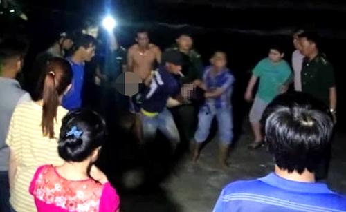 Thi thể bốn du khách tắm biển Phan Thiết được tìm thấy