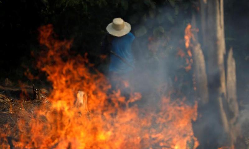 G7 sẽ họp khẩn về cháy rừng Amazon - VnExpress