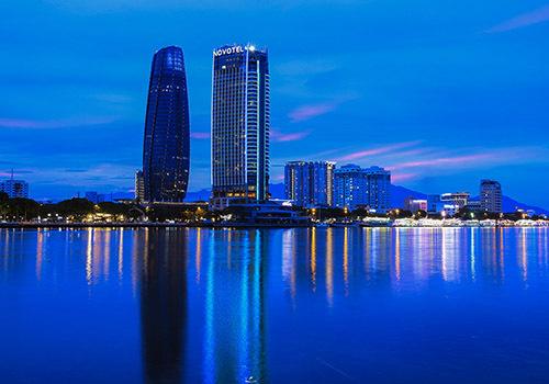 Đà Nẵng xin điều chỉnh lại quy hoạch chung sau sáu năm được Thủ tướng phê duyệt. Ảnh: Nguyễn Đông.