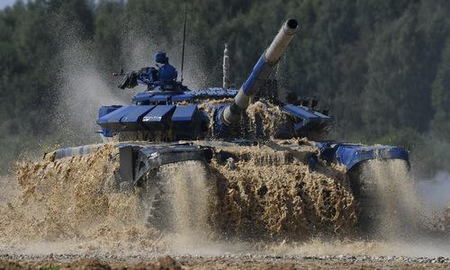 Đội xe tăng Việt Nam tiết lộ bí quyết tại Army Games