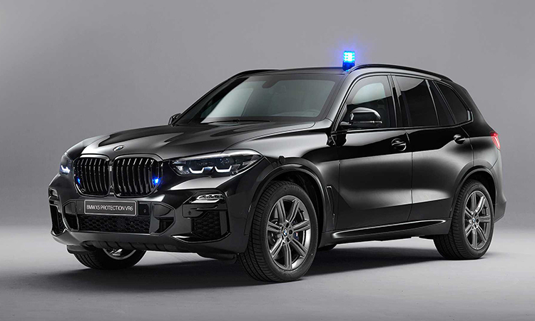 BMW X5 Protection VR6 2019.