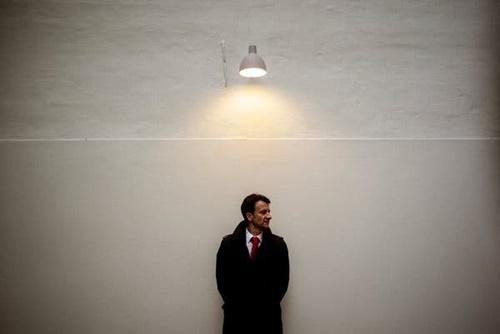 Jonas Parello-Plesner, cựu quan chức Bộ Ngoại giao Đan Mạch từng bị điệp viên Trung Quốc tiếp cận trên LinkedIn. Ảnh: NYTimes.