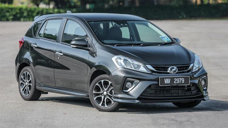 Perodua Myvi - mẫu xe cỡ nhỏ phân khúc B - một trong những xe bán chạy nhất tại Malaysia. Ảnh: Paultan