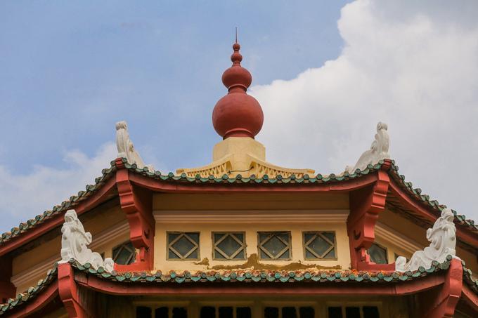 Bảo tàng đầu tiên ở Sài Gòn