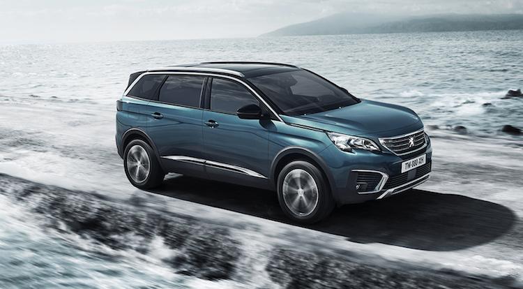 Peugeot 5008 có giá hơn 1,4 tỷ.