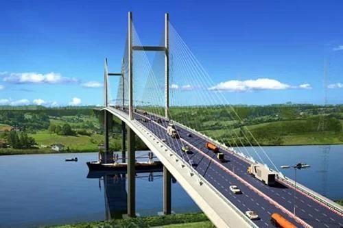 Đồng Nai sẽ xây cầu Cát Lái - 1