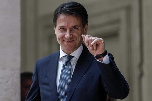 Thủ tướng Italy được tái bổ nhiệm sau 9 ngày từ chức - ảnh 1