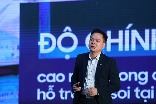 Tiến sĩ Nguyễn Quang Vinh, Giám đốc Trung tâm công nghệ lõi, Tổng công ty Giải pháp doanh nghiệp Viettel.