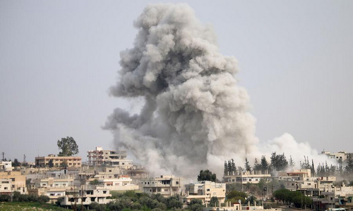 Ten lua diet 40 thu linh phien quan Syria