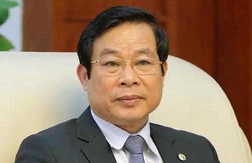 Ông Nguyễn Bắc Son, cựuBộ trưởng Thông tin Truyền thông. Ảnh: MIC