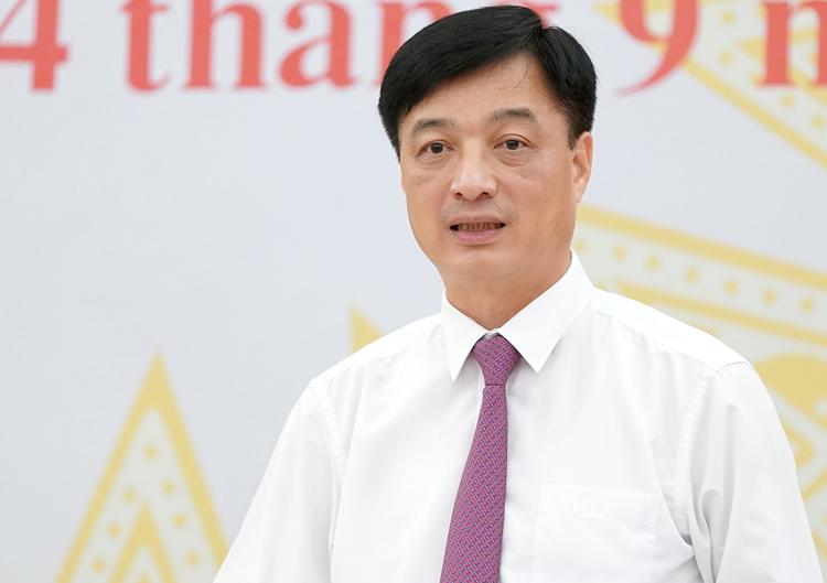 Thứ trưởng Công an Nguyễn Duy Ngọc. Ảnh: Viết Tuân
