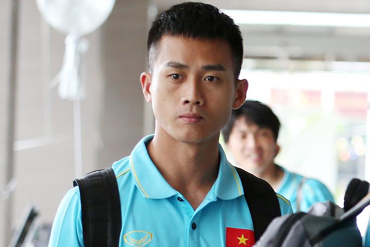 Việt Nam chốt danh sách cho trận đấu Thái Lan